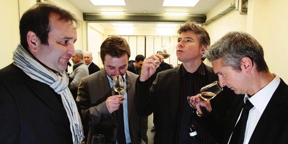 Article SUD OUEST sur les Foires aux vins Carrefour