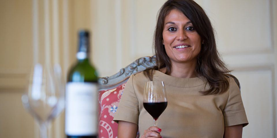 斯特芬妮•巴鲁斯(Stéphanie Barousse),都妃酒庄总经理