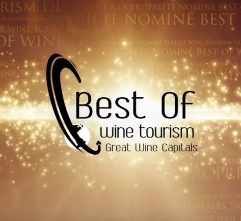 Best Of d'Or 2016 Wine Tourism