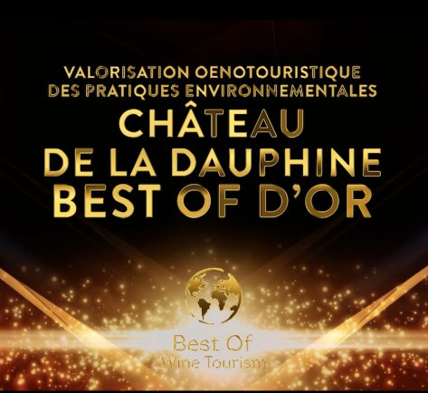 Video Best of d'or Wine Tourism 2018